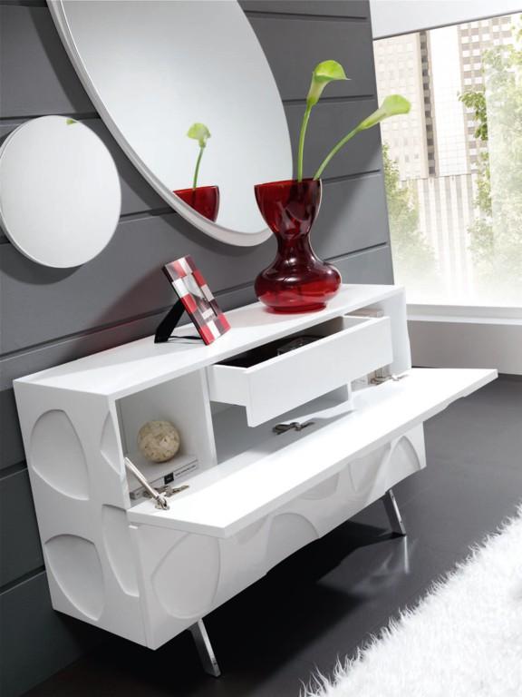 mueble recibidor modernos toledo