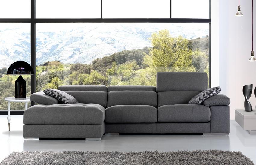 Mi casa decoracion sofas chaise longue madrid for Sofas modernos baratos