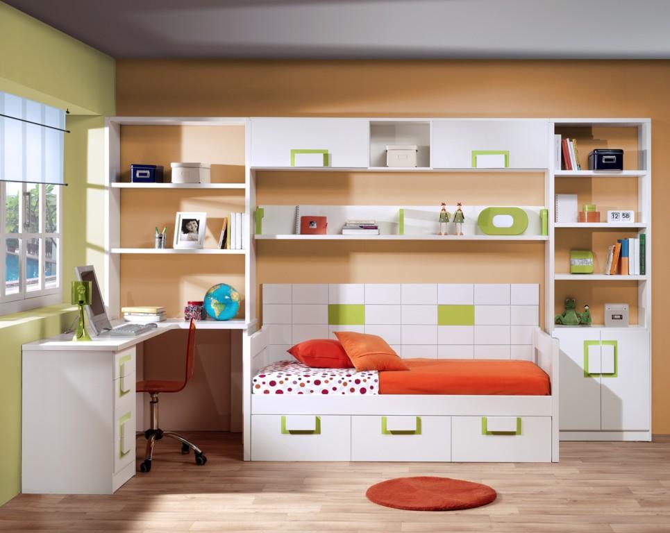 mueble juvenil a medida madrid