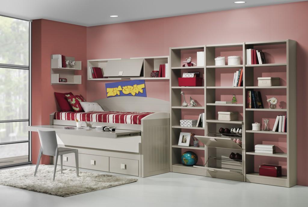 dormitorios juveniles madrid