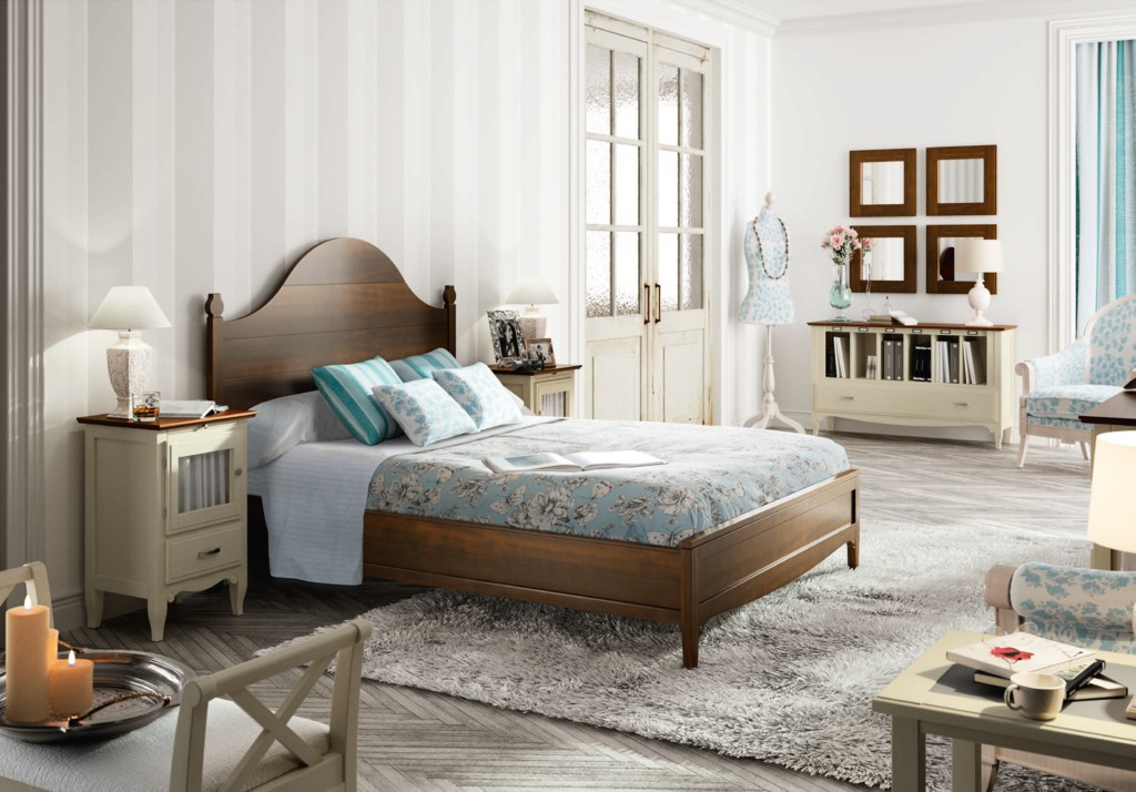 Muebles matrimonio toledo dormitorios a medida madrid for Muebles dormitorio matrimonio