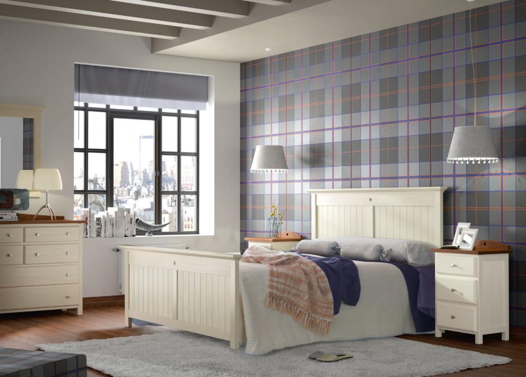 Muebles matrimonio toledo dormitorios a medida madrid for Muebles rusticos toledo