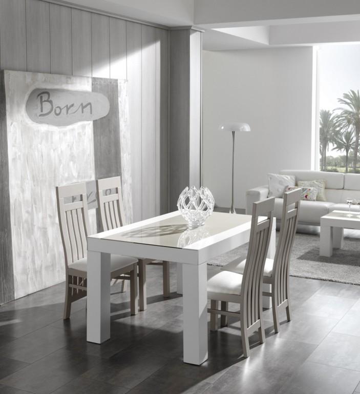 mesas comedor modernas