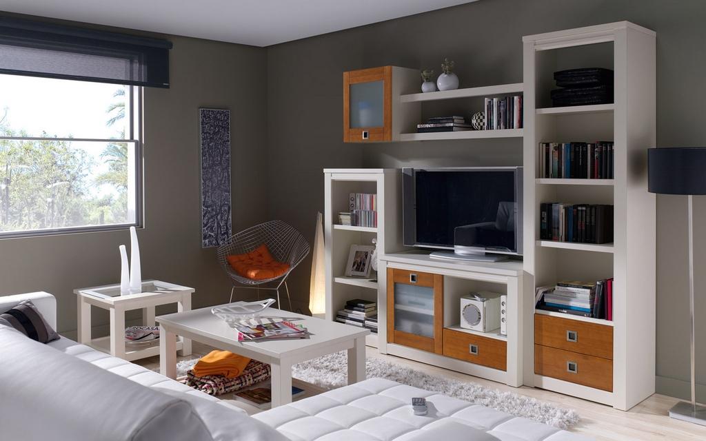 Muebles sal n toledo a medida madrid estilo contempor neo - Muebles jimenez viso catalogo ...