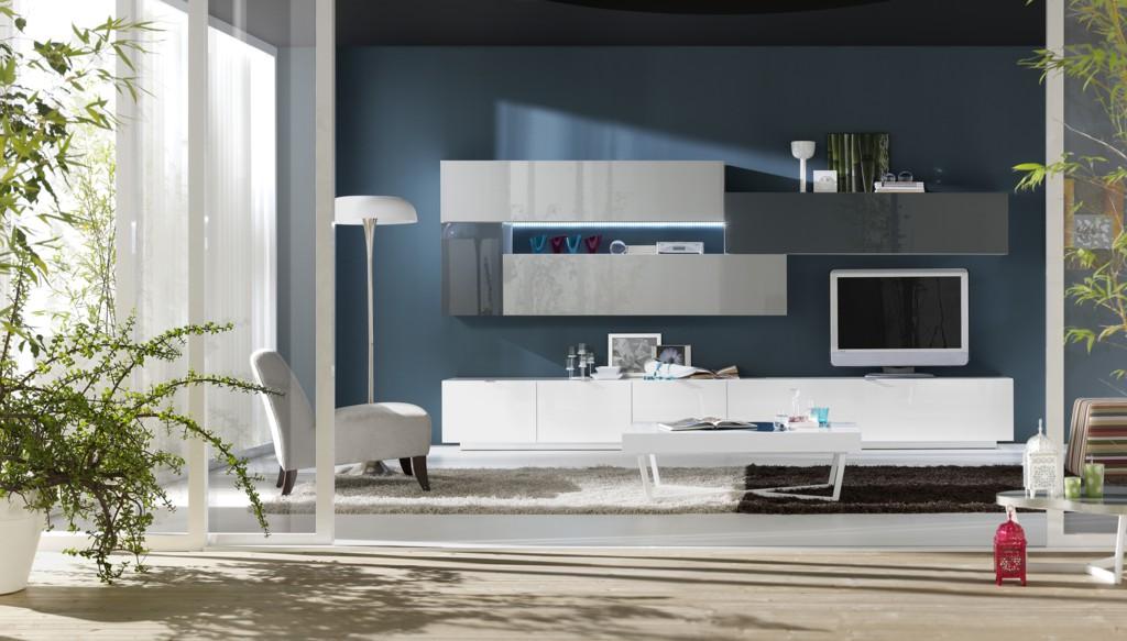 muebles salon a medida
