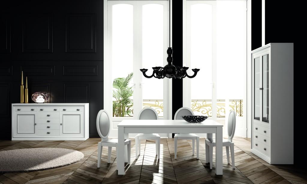 sillas y mesas de salón