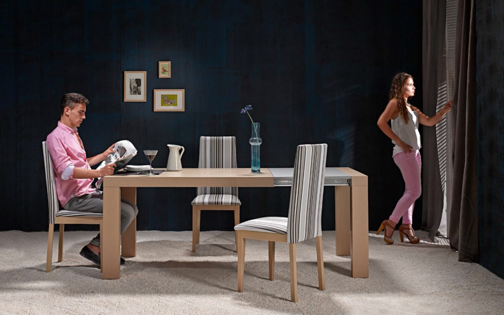 mesas y sillas de salón toledo