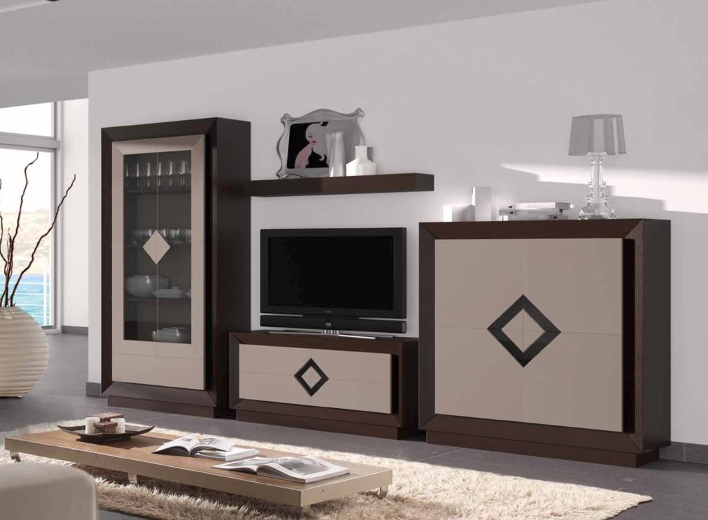 muebles de salón contemporáneo