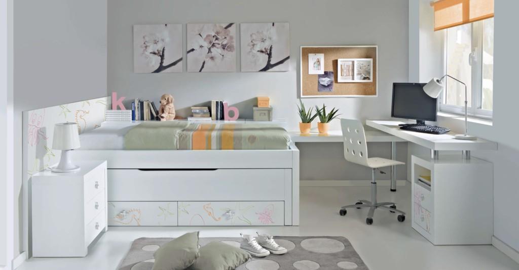 mueble dormitorio juvenil madrid