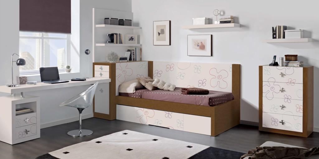 Mueble juvenil toledo dormitorios juveniles madrid for Go mobiliario contemporaneo