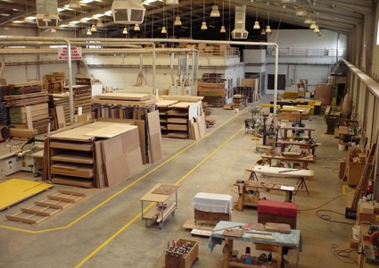 Ebanister a madrid f brica muebles a medida de encargo - Fabrica muebles madrid ...