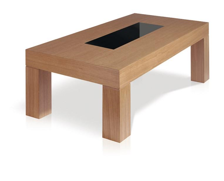 mesas de centro modernas