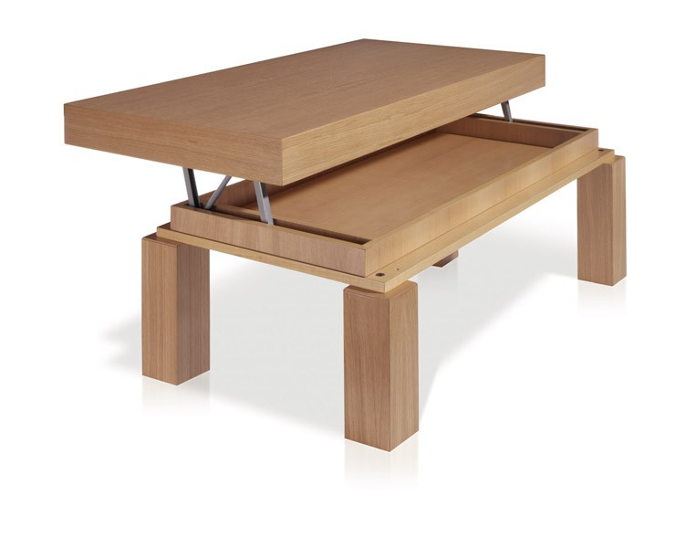 mesas de centro elevables