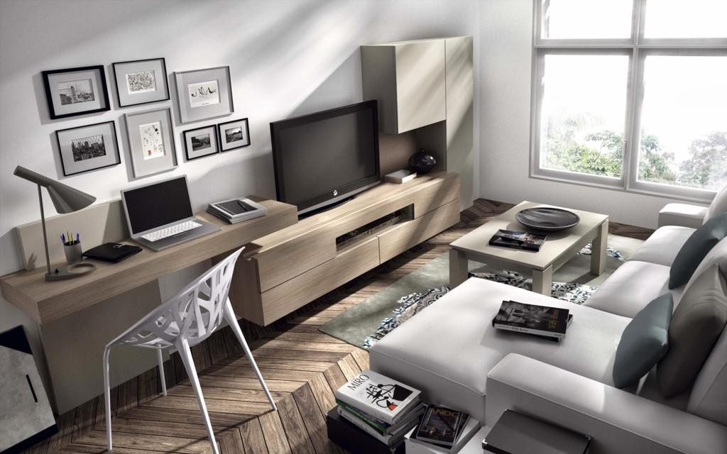 muebles salón moderno
