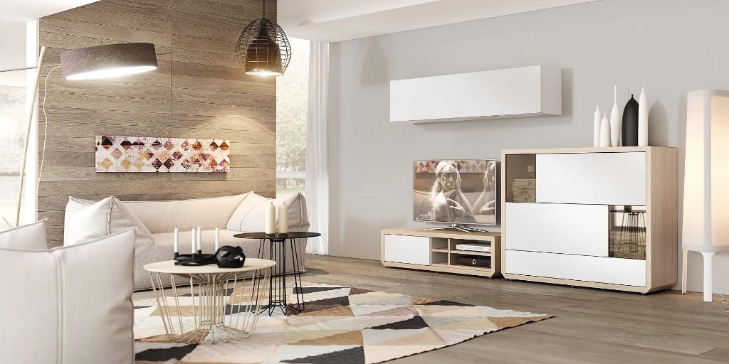 muebles salón modernos
