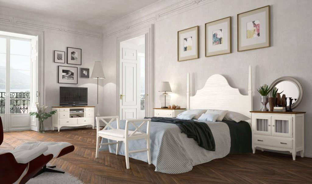 dormitorios matrimonio clásicos