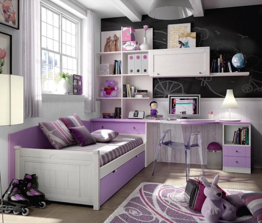 habitaciones juveniles madrid