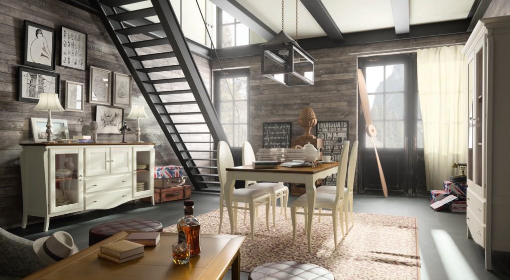 salones muebles contemporáneos