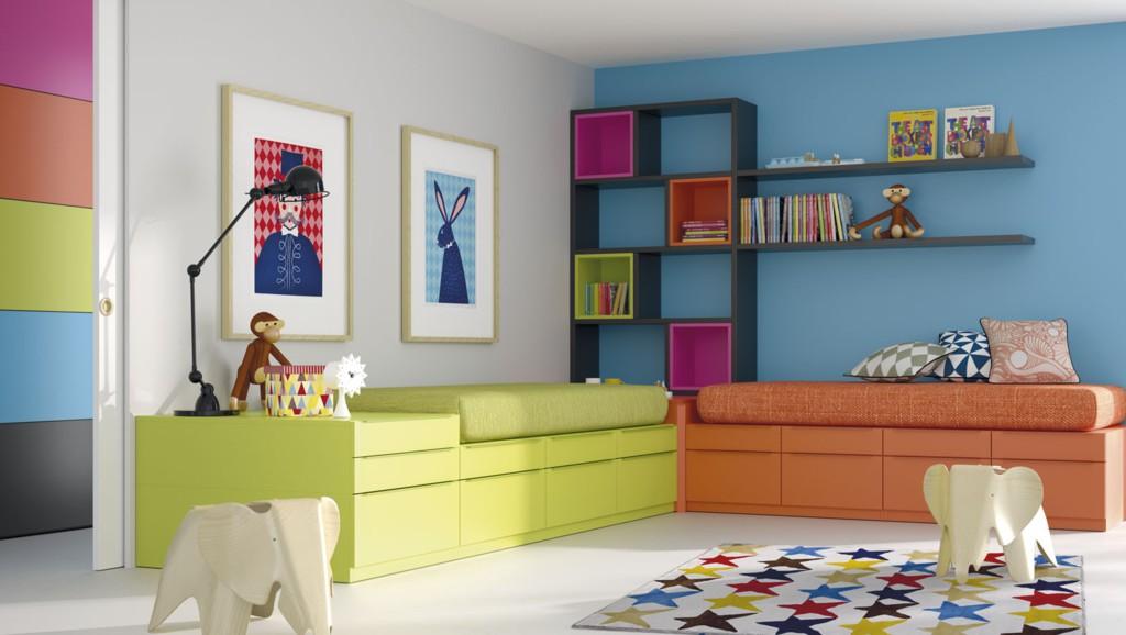 muebles juveniles seseña