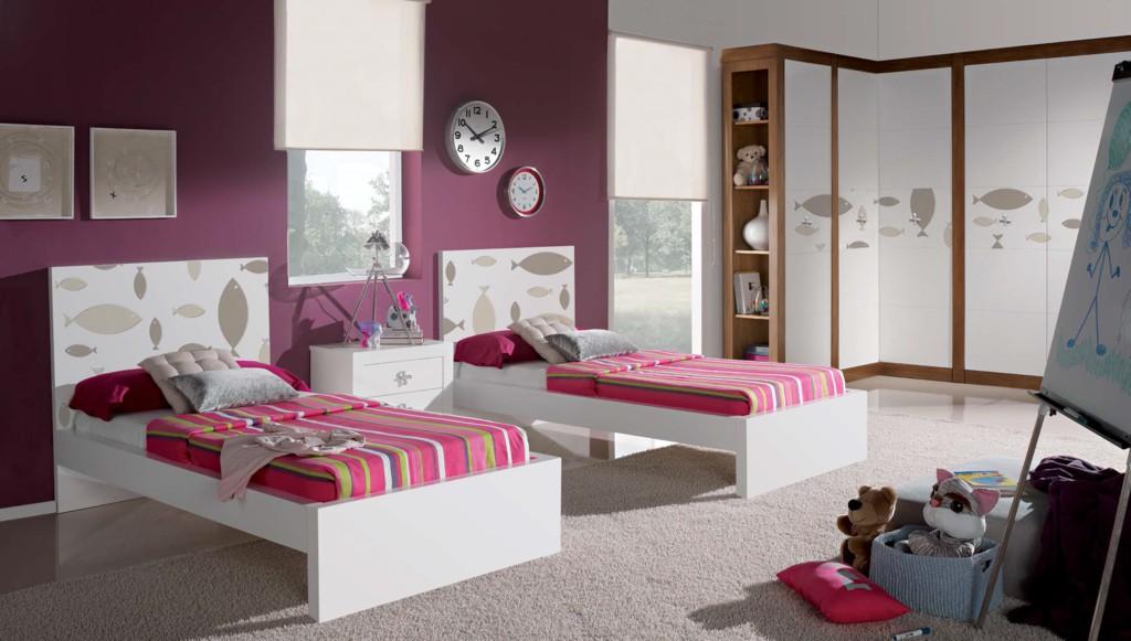 muebles dormitorios niños madrid