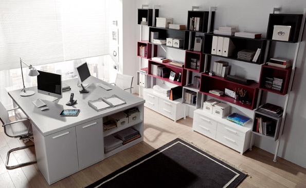mobiliario oficina madrid